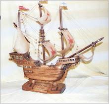 Carved Ships