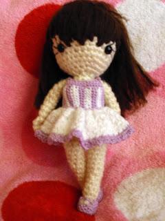 Little Twin Stars Kiki Lala Doll pattern by DDs Crochet - Ravelry | 320x240
