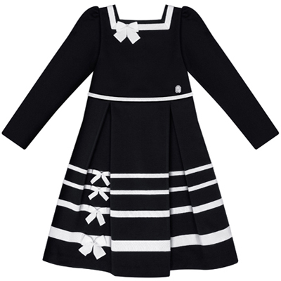vestido niña Baby Dior