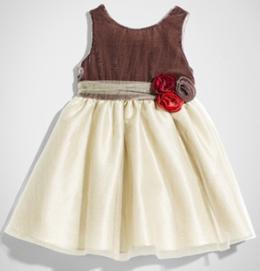 vestido niña fiesta