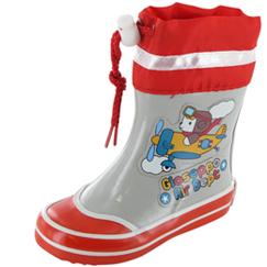 botas de agua niños