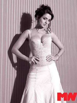 Celebrities-Gallery: Latest Photoshoot of Hot Amisha Patel