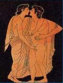 El homosexualismo en la grecia antigua