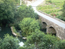 Ponte do Rio Dinha - Mouraz)