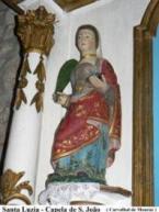 Santa Luzia (Carvalhal de Mouraz)