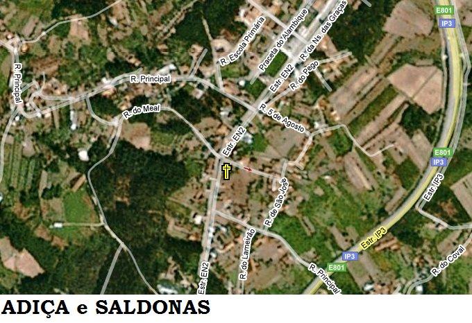 ADIÇA e SALDONAS