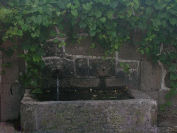 Fonte antiga de Saldonas
