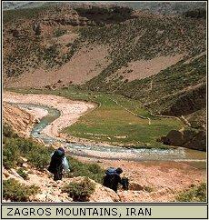 Com o nome Mouraz só existe no mundo mais uma aldeia. É no ocidente do Irão, nas Montanhas Zagros.