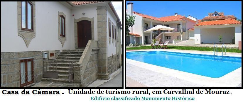 Turismo rural em Carvalhal de Mouraz