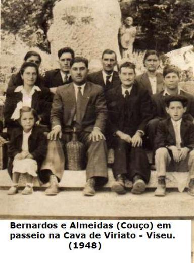 Bernardos e Almeidas, do Couço (1948)