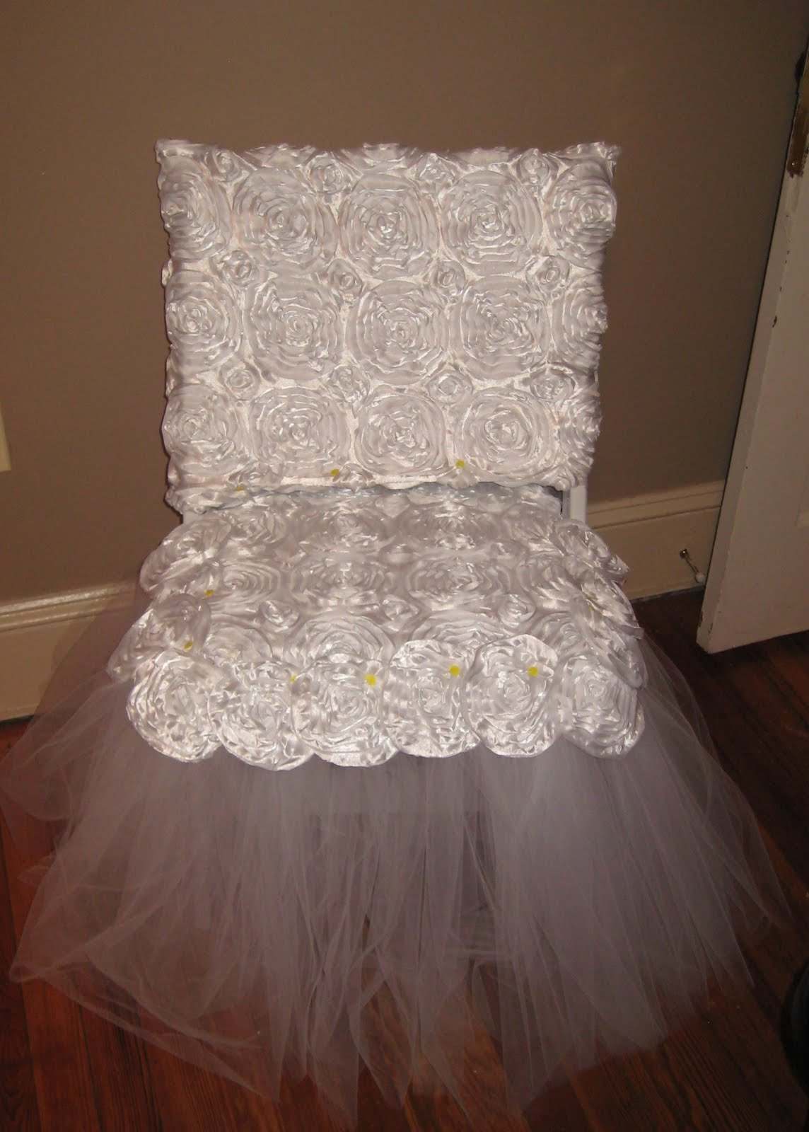 For All Things Creative Bridal Shower Chair For Bride To Be