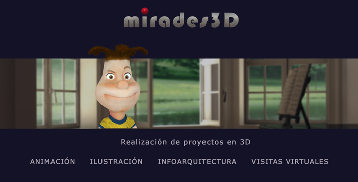Realización de proyectos en 3D.