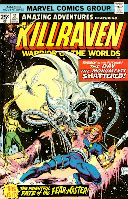 Killraven, Amazing Adventures #31, Craig Russell, Don McGregor