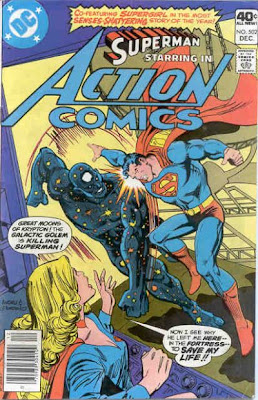 Action Comics #502 Superman and Supergirl