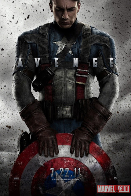New Captain America movie poster