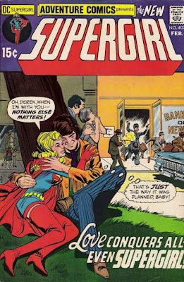 Supergirl in Adventure Comics #402