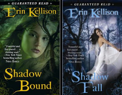 Guest Blog & Giveaway: Erin Kellison, Author of the Shadow Series