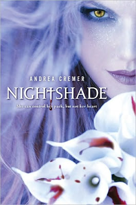 Review: Nightshade by Andrea Cremer - 4 1/2 Qwills