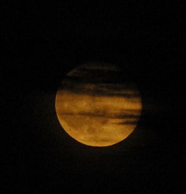 The Moon... Again - November 22, 2010