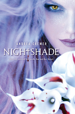 Winner - Nightshade by Andrea Cremer