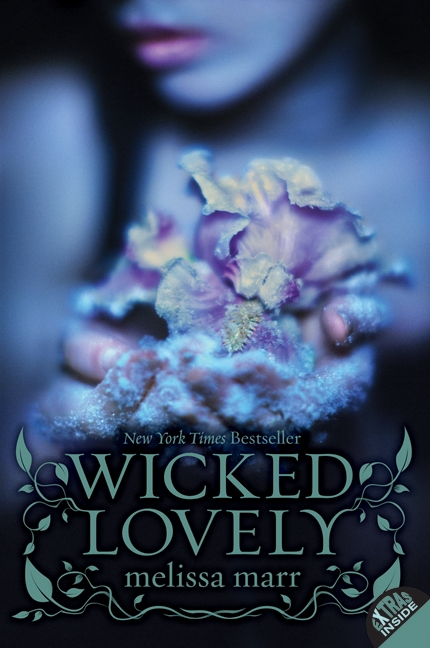 The Qwillery: Darkest Mercy by Melissa Marr - Book Trailer - Wicked Lovely Series - January 15, 2011