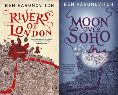 Interview with Ben Aaronovitch and Giveaway - February 2, 2011