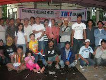 Tur Wisata Keluarga Besar TIKI Banjarmasin
