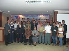 Rapat Koordinasi 02 TIKI Banjarmasin Tahun 2007 di Hotel Jelita.