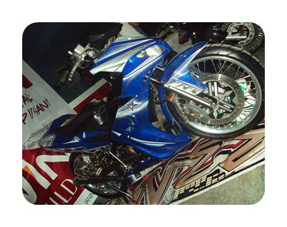 Foto Gambar Modifikasi New Jupiter Z Modification Motorcycle gambar motor Foto modifikasi gambar motor 2010 new yamaha jupiter 414x327