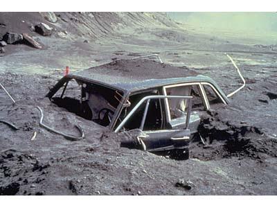 Journal of a Survivor, Mount St. Helens 1980 Eruption