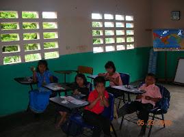 Caña Blanca Schoolhouse