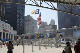 WTC Memorial Site