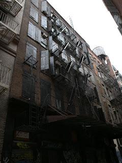 Tribecca building