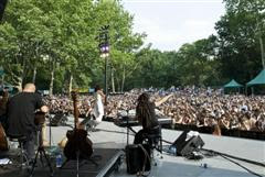 Summer Stage in Central Park