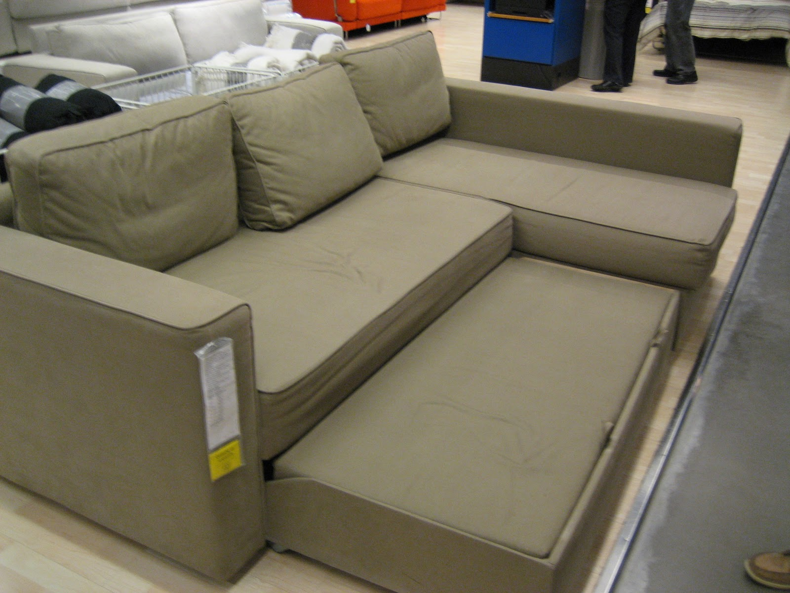 One Seat Sofa Bed Ikea Sectional With Ottoman No Ordinary Cole: Wish List