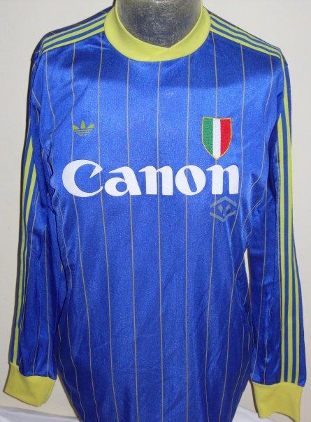 shirt VERONA 1985-1986 | IL PRIMO DATABASE DELLE MAGLIE ...