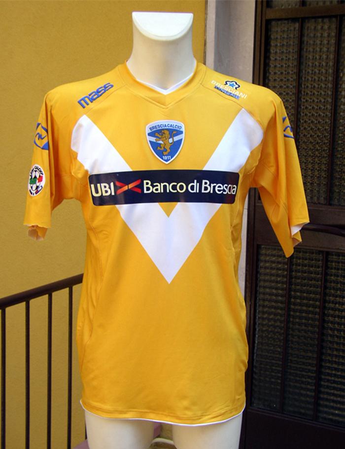 shirt BRESCIA 2009/2010   IL PRIMO DATABASE DELLE MAGLIE ...