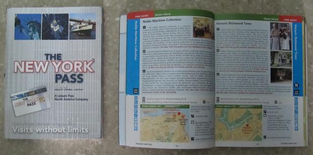 libro new york pass