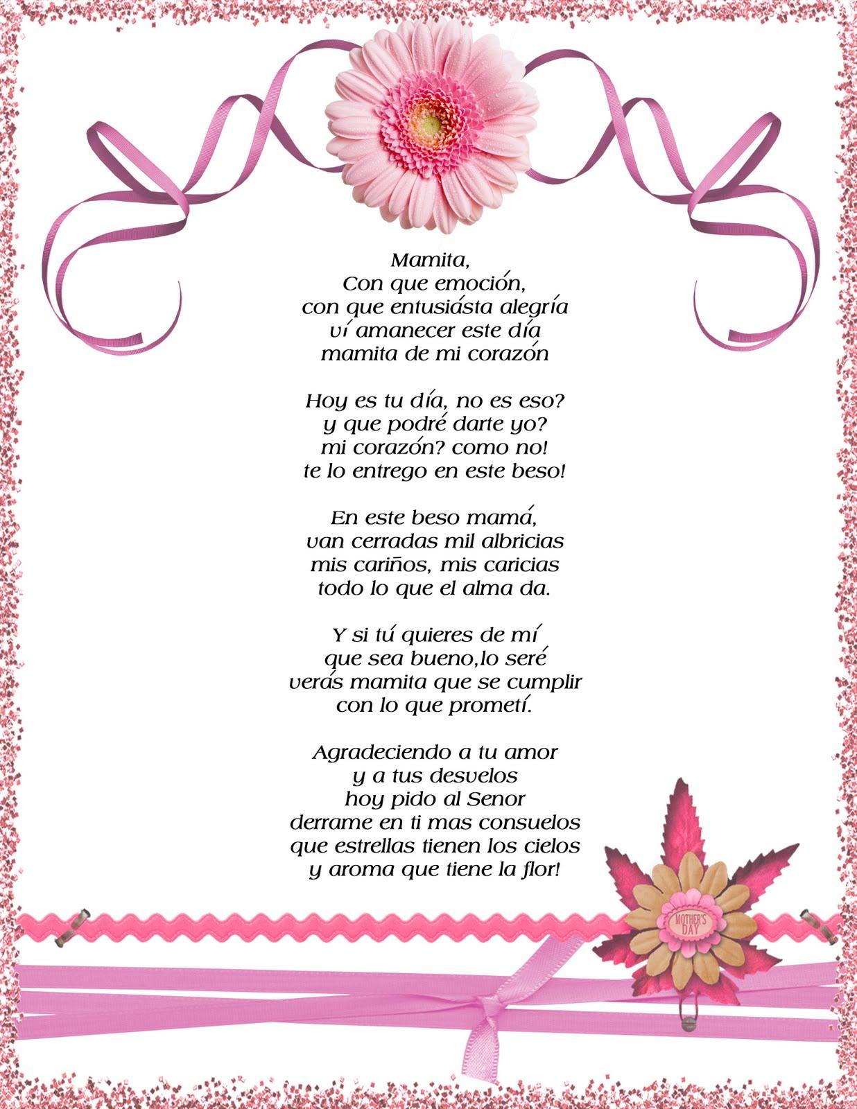 Poemas Para Mi Abuela Viva