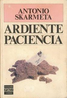 el libro ardiente paciencia de antonio skarmeta gratis
