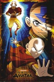 Aang, the airbender Avatar