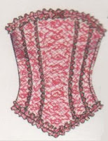 Muchas telas hay en los almacenes textiles que puede comprar para hacer corsets. Elija las de mejor calidad y con poca elongación para que realmente ajuste.