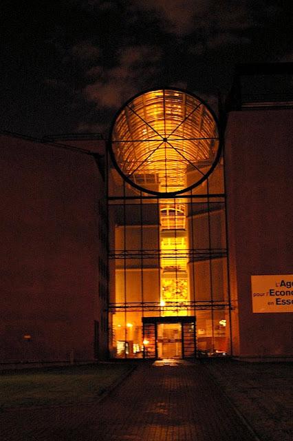 Evry daily photo chambre de commerce et d industrie de l essonne le soir - Chambre du commerce evry ...