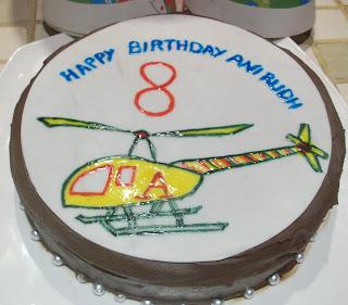 Vijay Birthday Cake