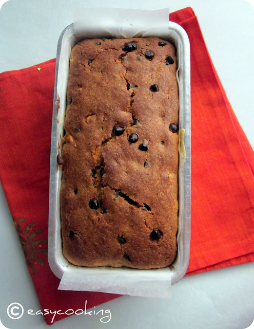 Nut Goodie Cake Recipe