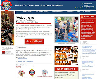 The National Fire Fighter Near Miss Reporting System Command Safety