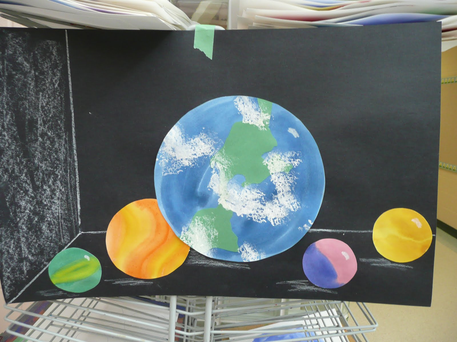 planet earth diorama projects - photo #8