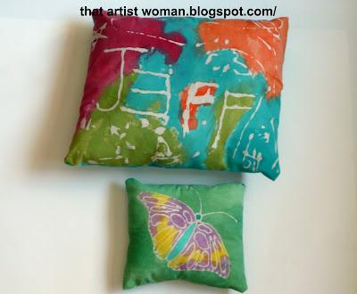 i Had Done Wax Batik With Kids