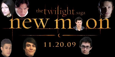 Twilight Saga New Moon Wolf Pack