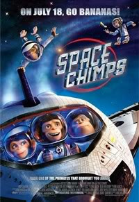 Space Chimps Movie